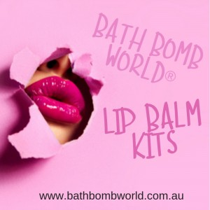 Bath Bomb World® Lip Balm Kits